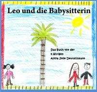 Leo und die Babysitterin - das Buch